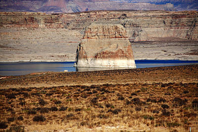 Photograph - Lake Powell Utah by Aidan Moran