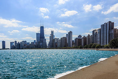 Photograph - Lake Shore Drive-lr-1 by Kathleen Scanlan