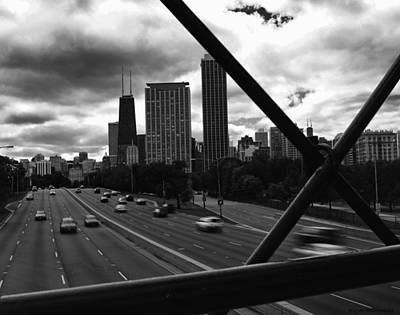 Photograph - Lake Shore Drive by Miguel Winterpacht