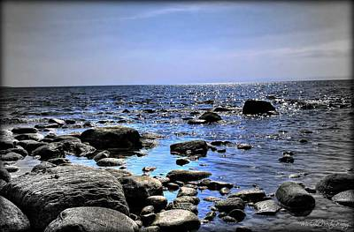 Photograph - Lake Simcoe by Michaela Preston