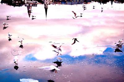 Lake Sonata Art Print by HweeYen Ong