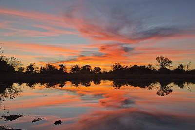 Photograph - Lake Sunset by Gigi Ebert