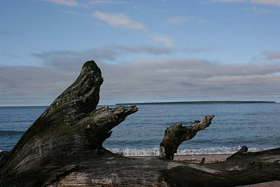Photograph - Lake Superior by Paula Brown