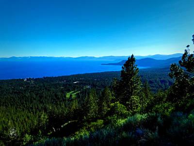 Photograph - Lake Tahoe 001 by Lance Vaughn