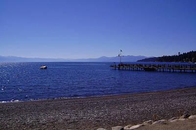 Beautiful Photograph - Lake Tahoe #7 by J D Owen