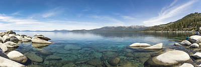 Mcherdering Photograph - Lake Tahoe Calm by Mike Herdering