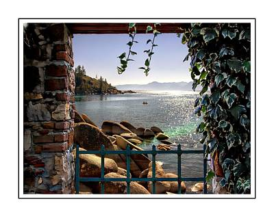 Photograph - Lake Tahoe by Robert Smith