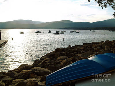 Photograph - Lake Tahoe Sunset by Haleh Mahbod