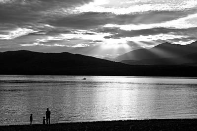 Photograph - Lake Te Anau by Alexey Stiop