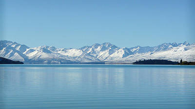 Photograph - Lake Tekapo by Jenny Setchell