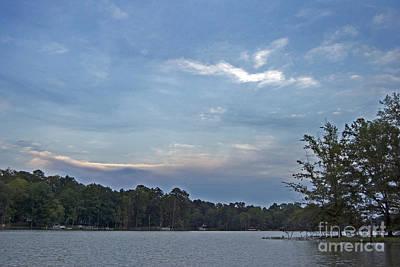 Lake Murray Photograph - Lake Tranquility by Skip Willits