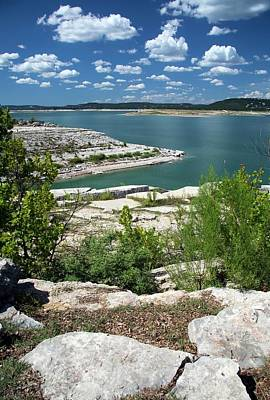 Austin Photograph - Lake Travis by Jim West