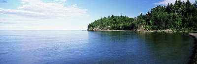 Duluth Photograph - Lake View, Lake Superior, Duluth by Panoramic Images
