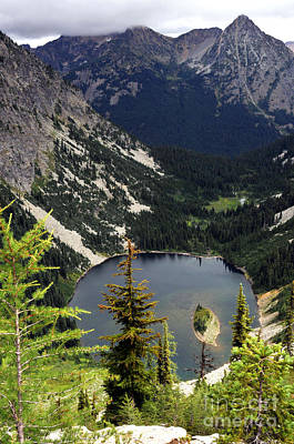 Photograph - Lake View by Rebecca Parker
