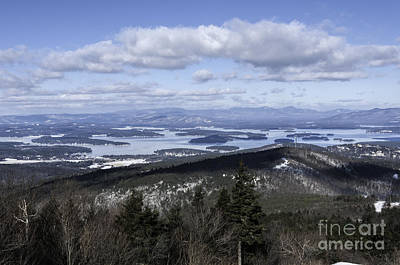 Photograph - Lake Winnipesaukee by Sharon Seaward