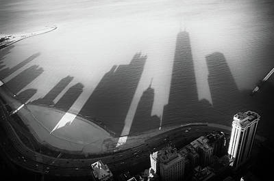 Aerial Wall Art - Photograph - Lakecreepers by Vasko Yankov