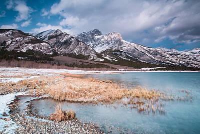 Photograph - Lakefront Designs by Michael Blanchette