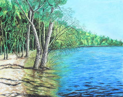 Painting - Lakeland 2 by Jeanne Fischer