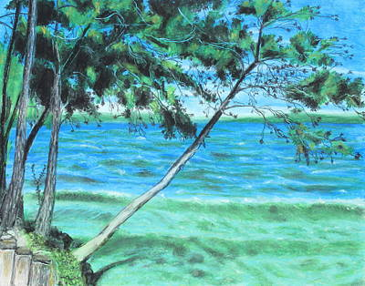 Painting - Lakeland 3 by Jeanne Fischer