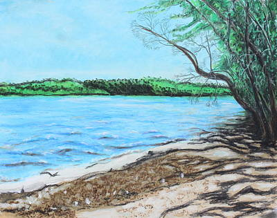 Painting - Lakeland 4 by Jeanne Fischer