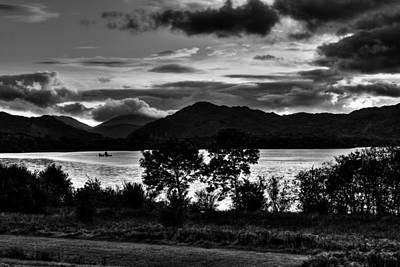 Lakes Of Killarney - County Kerry - Ireland Art Print by Aidan Moran
