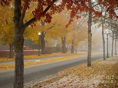 Photograph - Lakeside Avenue by Idaho Scenic Images Linda Lantzy