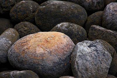 Photograph - Lakeside Rocks At Lake Annette by Stuart Litoff