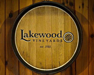 Albert Bierstadt - Lakewood Vineyards by Frozen in Time Fine Art Photography