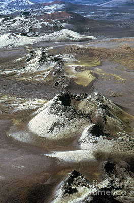 Photograph - Laki Craters by Explorer