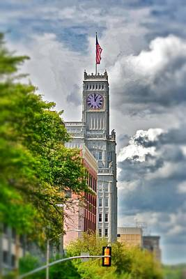 Photograph - Lamar Life Building by Jim Albritton