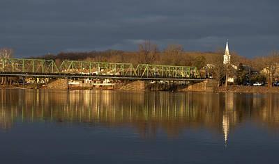 Photograph - Lambertville New Jersey by Elsa Marie Santoro