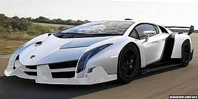 Photograph - Lamborghini Veneno by Doug Norkum
