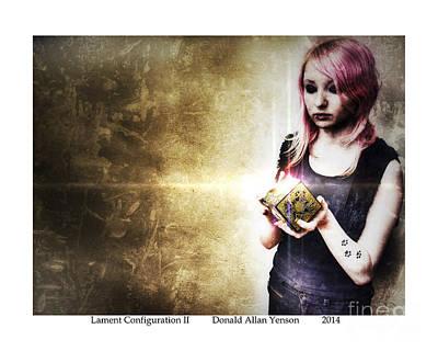Lament Configuration II Art Print by Donald Yenson