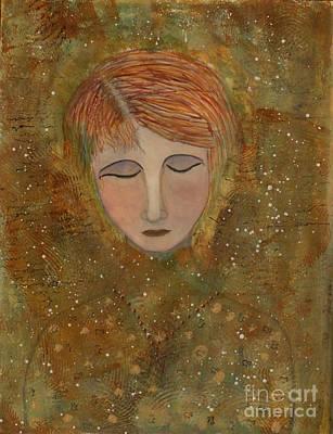 Crying Painting - Lamenta by Nancy TeWinkel Lauren