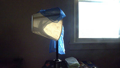 Lamp Window Shade Original by Sarah Hembree