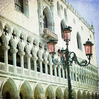 Photograph - Lampione - Venice by Lisa Parrish