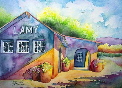 Lamy Station Original by Michael Bulloch