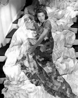 Digital Art - Lana Turner by Studio Release