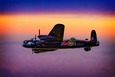 Photograph - Lancaster At Dawn by Chris Lord