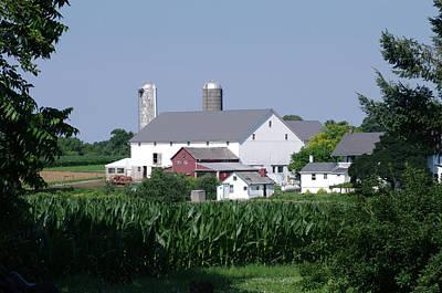 Photograph - Lancaster Farm by Greg Graham