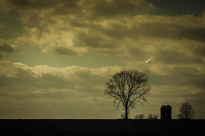Photograph - Lancaster Horizon by Dave Hall