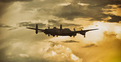 Photograph - Lancaster by Ian Merton