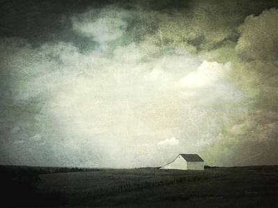 Lancaster Ohio Barn 3 Art Print