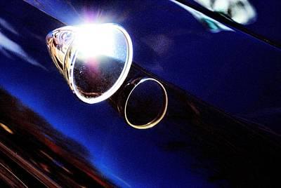 Photograph - Lancia Mirror by Bob Wall