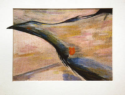 Mixed Media - Bird-land - Escapes by Ed Meredith