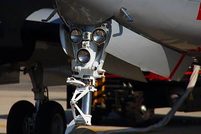 Photograph - Landing Gear  Close Up  by Ramabhadran Thirupattur