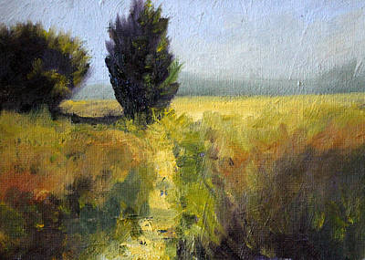 Redmond Painting - Landmark by Nancy Merkle