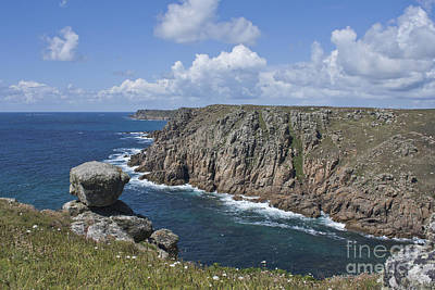 Photograph - Lands End From Gwennap Head by Terri Waters