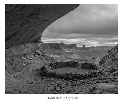 Lands Of The Ancients Art Print