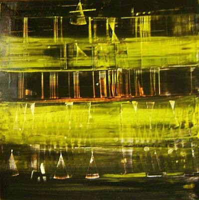 Landscap3 Original by Nayna  Deo